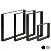 Hartleys Industrial Square Table Legs