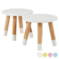 Hartleys Kids Wooden Chair Set