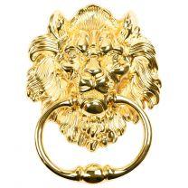 Hartleys Gold Lion Furniture Knocker Handle