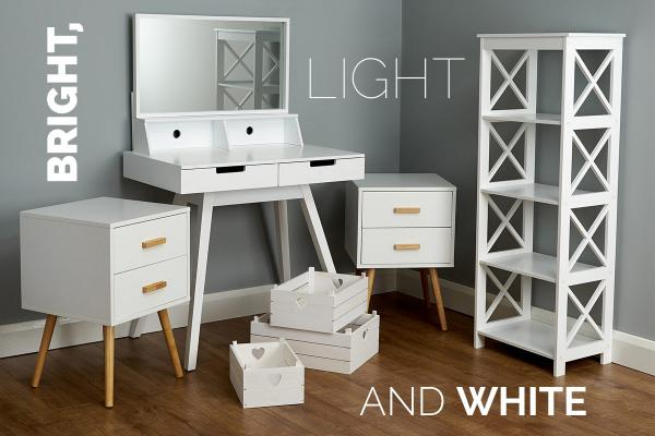 Colour Trends 2019: Best White Furniture Ideas For Your Home