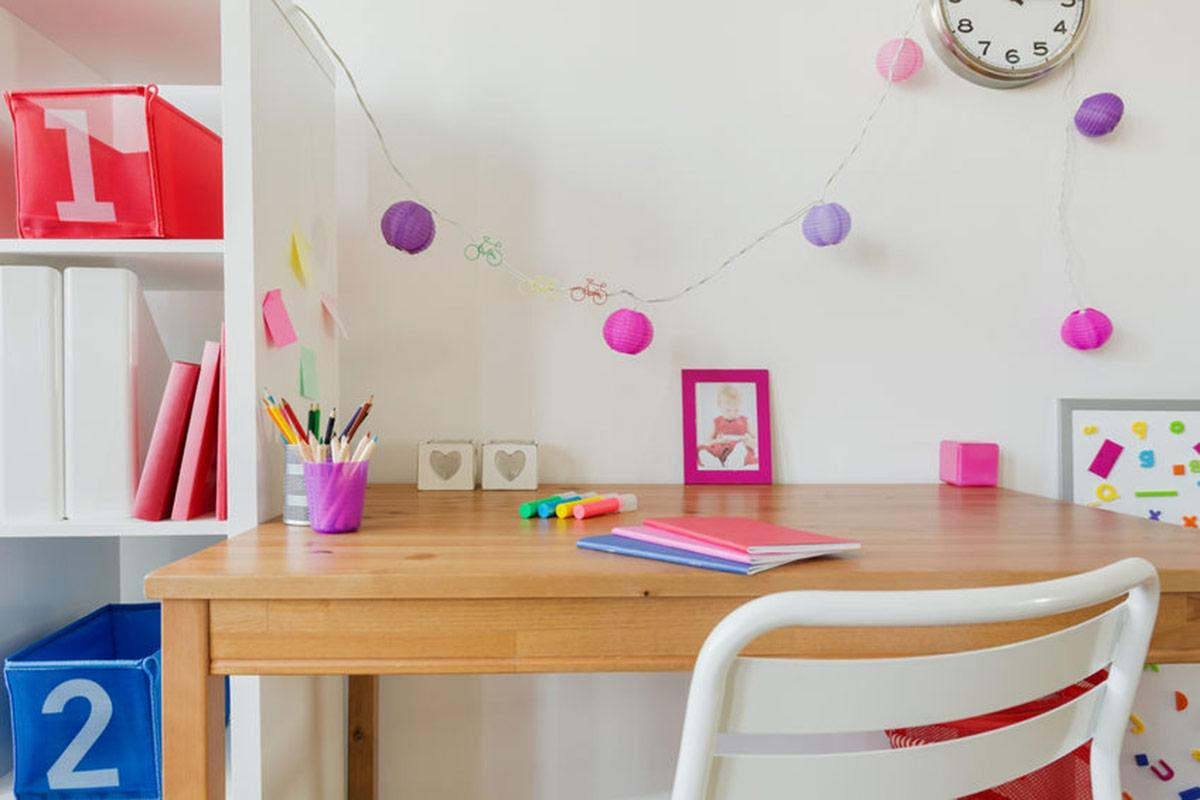 Five Simple Steps to Make Over a Kids Bedroom in a Weekend