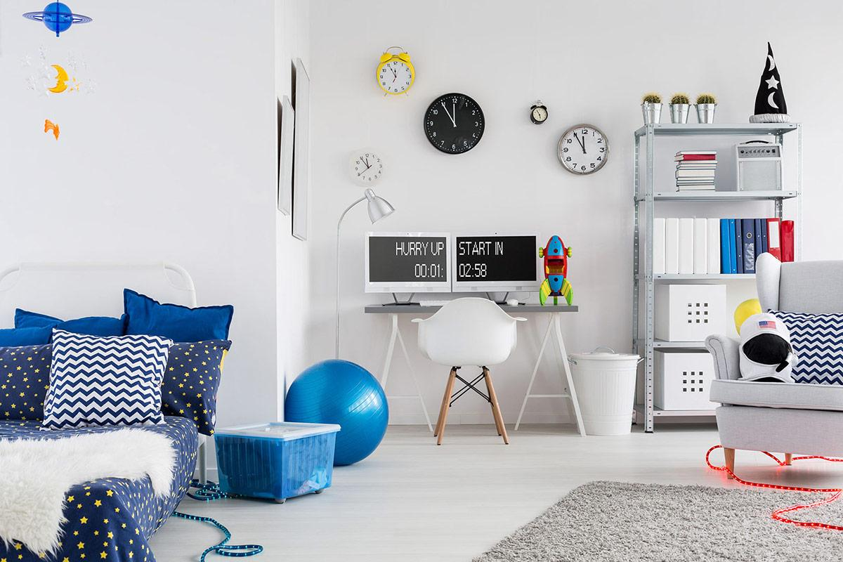 How To Accent A Room Using Colour