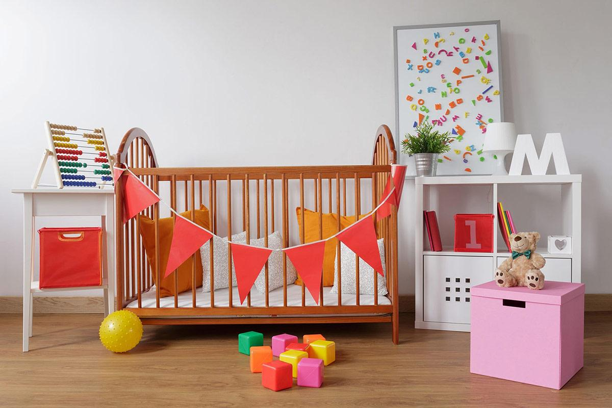Top Five Tips For Setting Up Your Baby's First Room