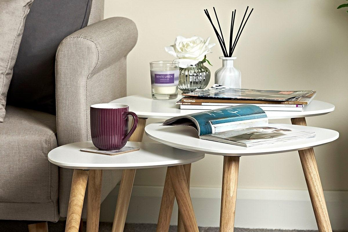 Take A Break: Our 5 Best Coffee Tables