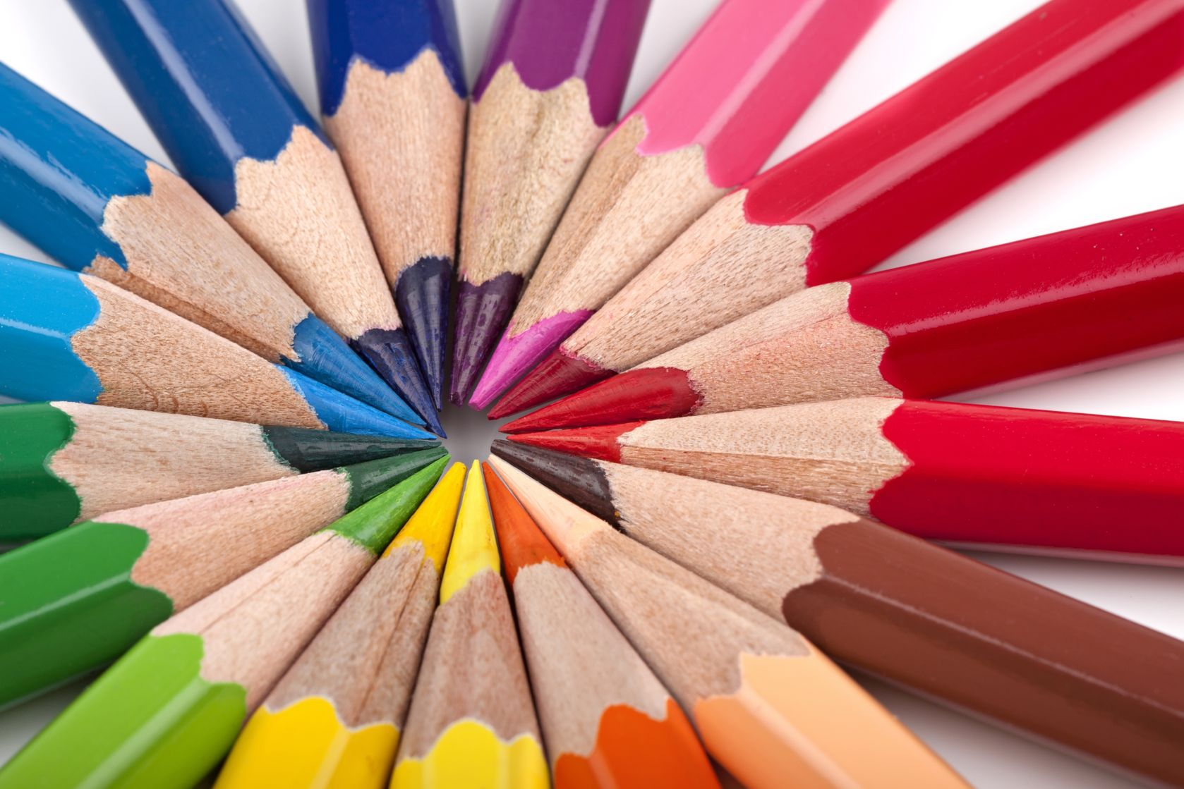 Colourful-art-pencils-for-Hartleys-drawing-board