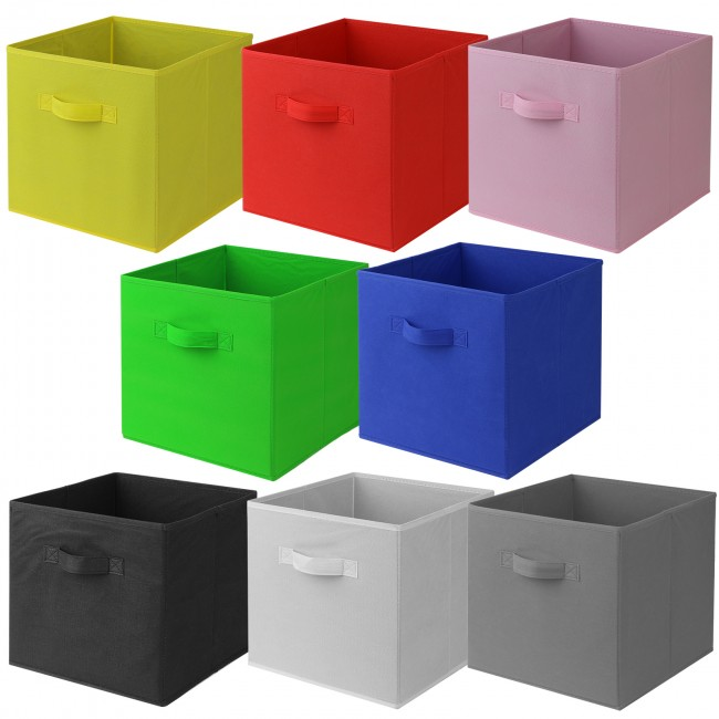 Cube-storage-boxes-colourful